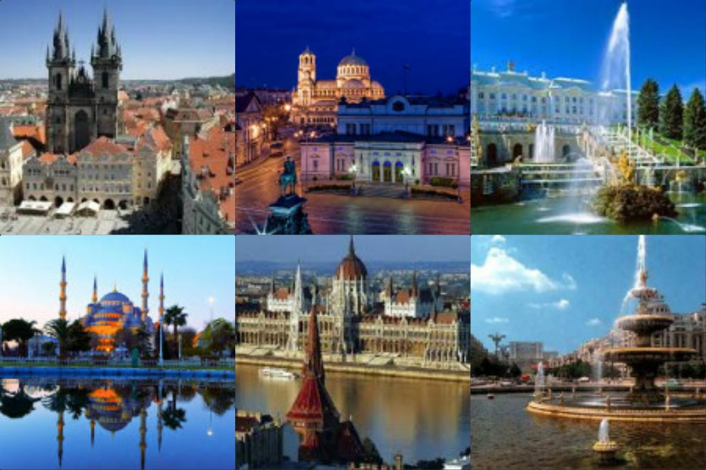 Viaggi le citt meno care d 39 europa for Citta romantiche europa