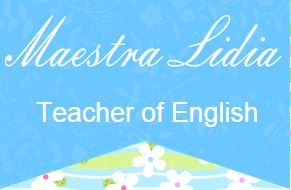 Inglese con la Maestra Lidia