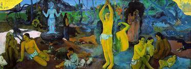 opera di Gauguin