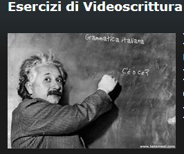 videoscrittura