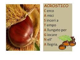 acrostico