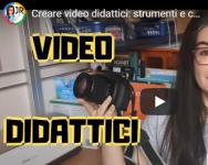 video didattici di Jessica Redeghieri